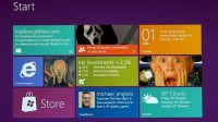 Windows 8 interfejs
