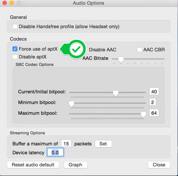 aptx_Audio_Options