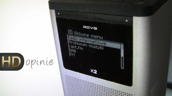 Aluminiowa wieża: zapowiedź testu stacji muzycznej Revo K2 | HD-Opinie.pl