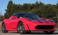 Tesla Roadster e-car