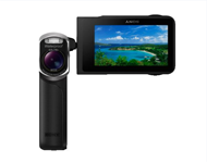 Sony cam HD