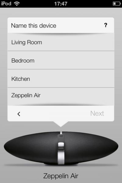 Zeppelin App