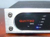 DAC Quattro slider