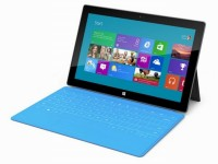 Microsoft Surface slider