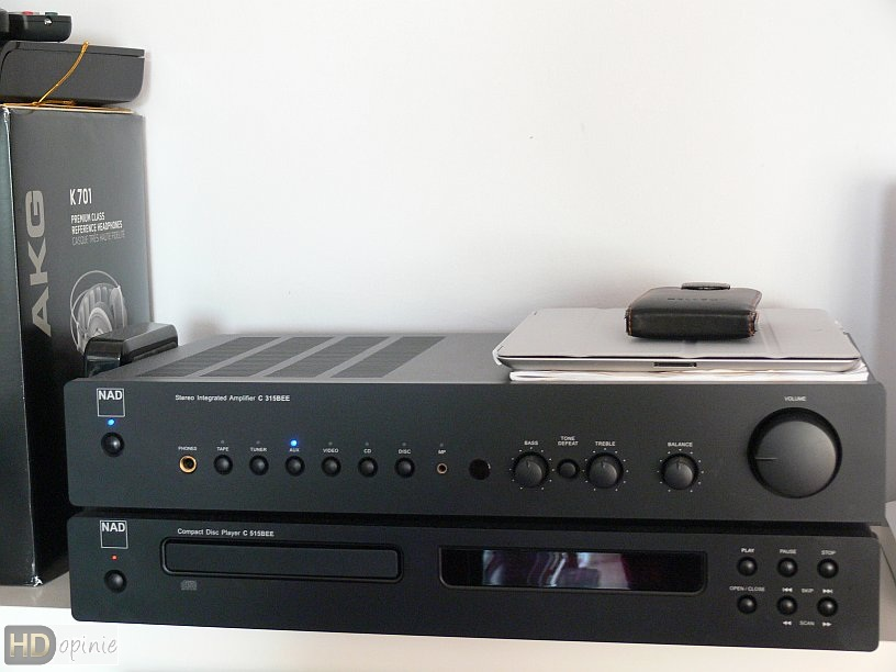 Nad amp lis - 1 7