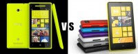 HTC vs Nokia 1