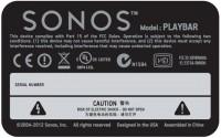 sonos-playbar-fcc