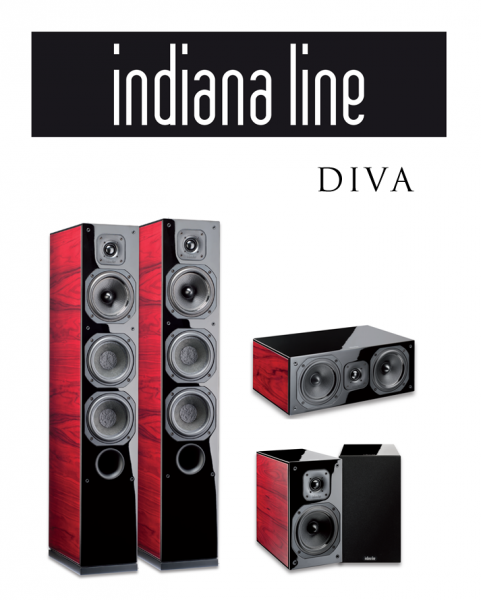 Indiana line diva nowa topowa seria kolumn z w och hd - Indiana line diva ...