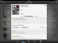Audio @ iPadzie