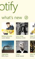 WP8 Spotify