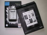 PB Touch & Kindle PaperWhite banerek