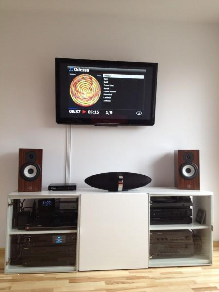 Interfejs X30 @ HDTV