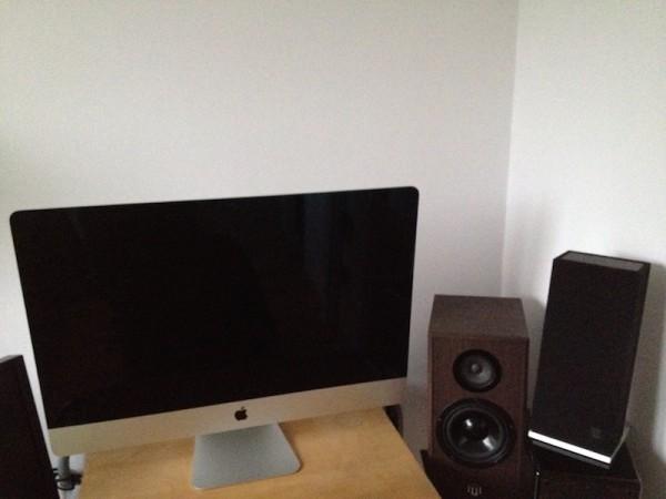 Incline iMac