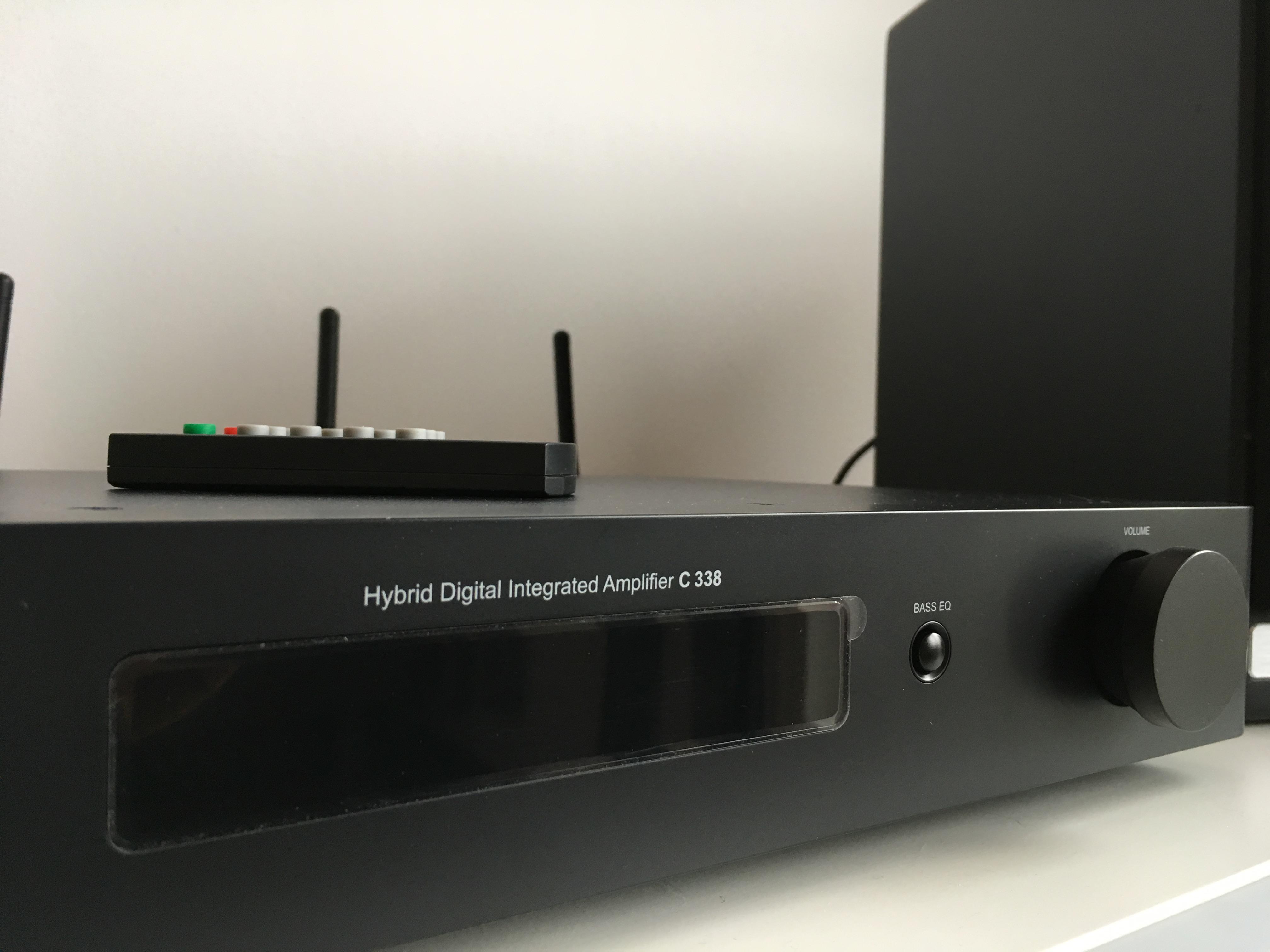 Streaming głupcze! NAD C338   HD-Opinie pl